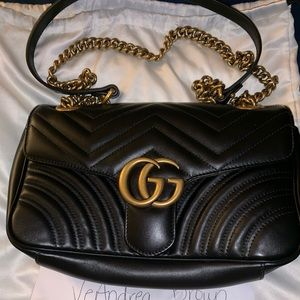 Gucci Small Marmont flap